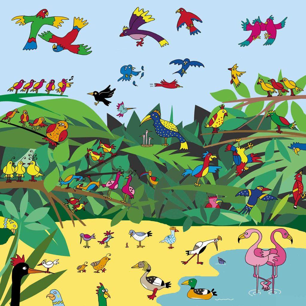 Big Bird Ensemble