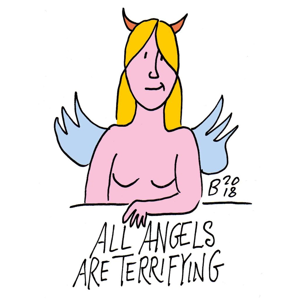All Angels Are Terrifying