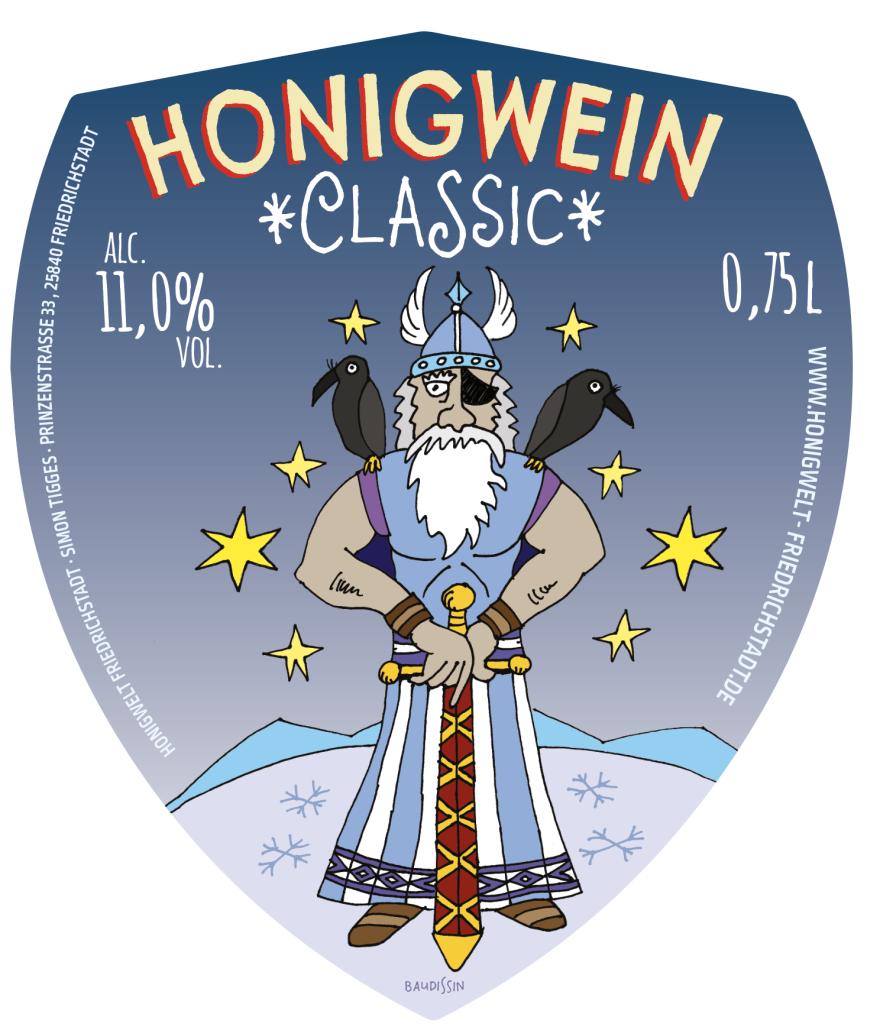 """Odin"" – Honigwein Classic"