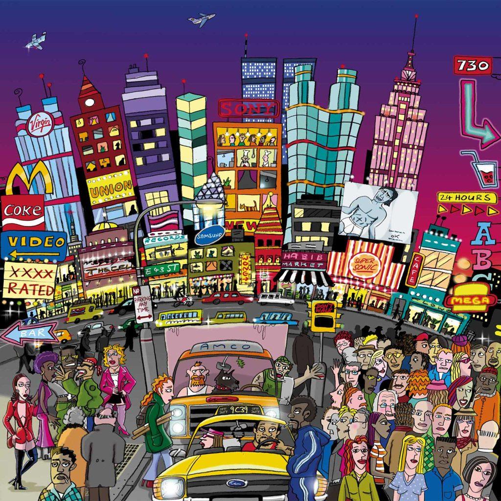 City Lights (Open 24 Hours)