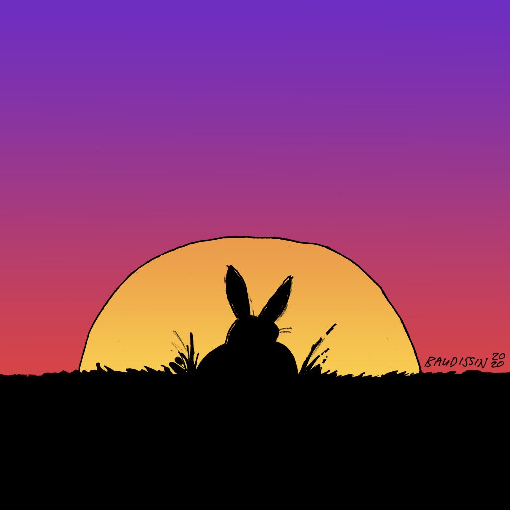 The Lonesome Easter Bunny