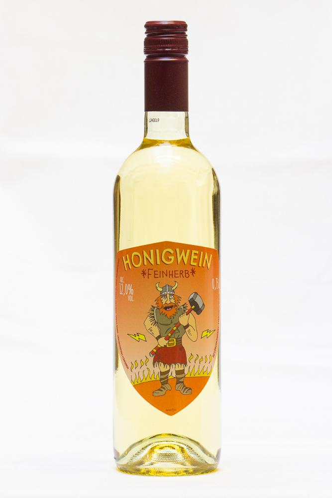 """Honigwein """"Feinherb"""""""