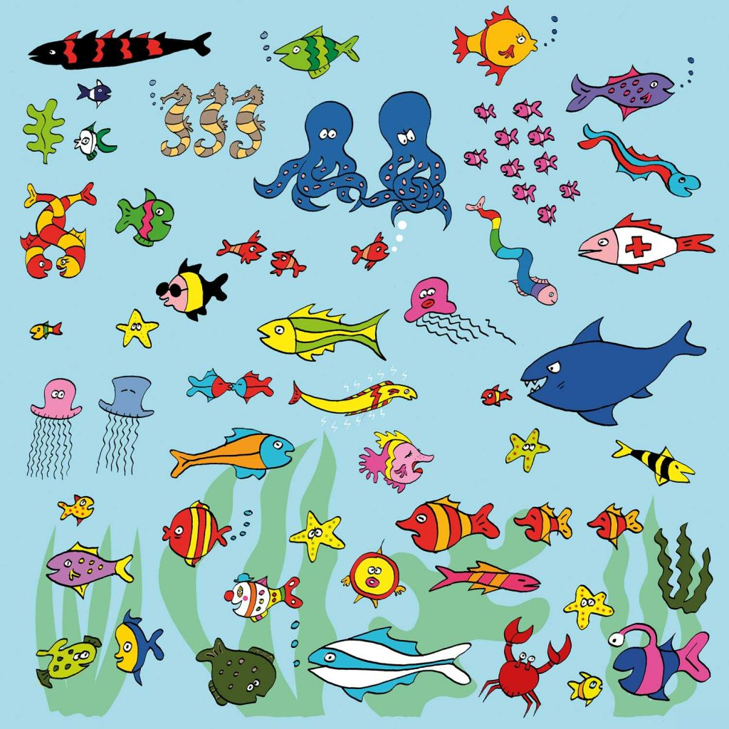 Big Fish Ensemble
