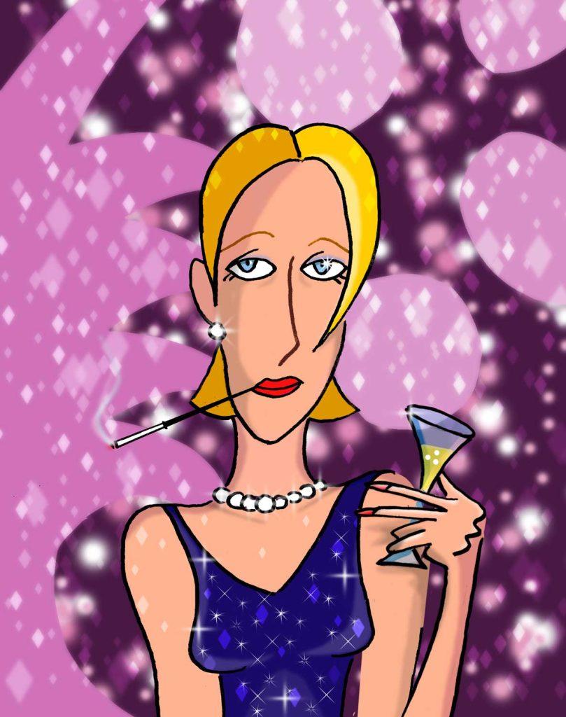The Blonde (Gwyneth)