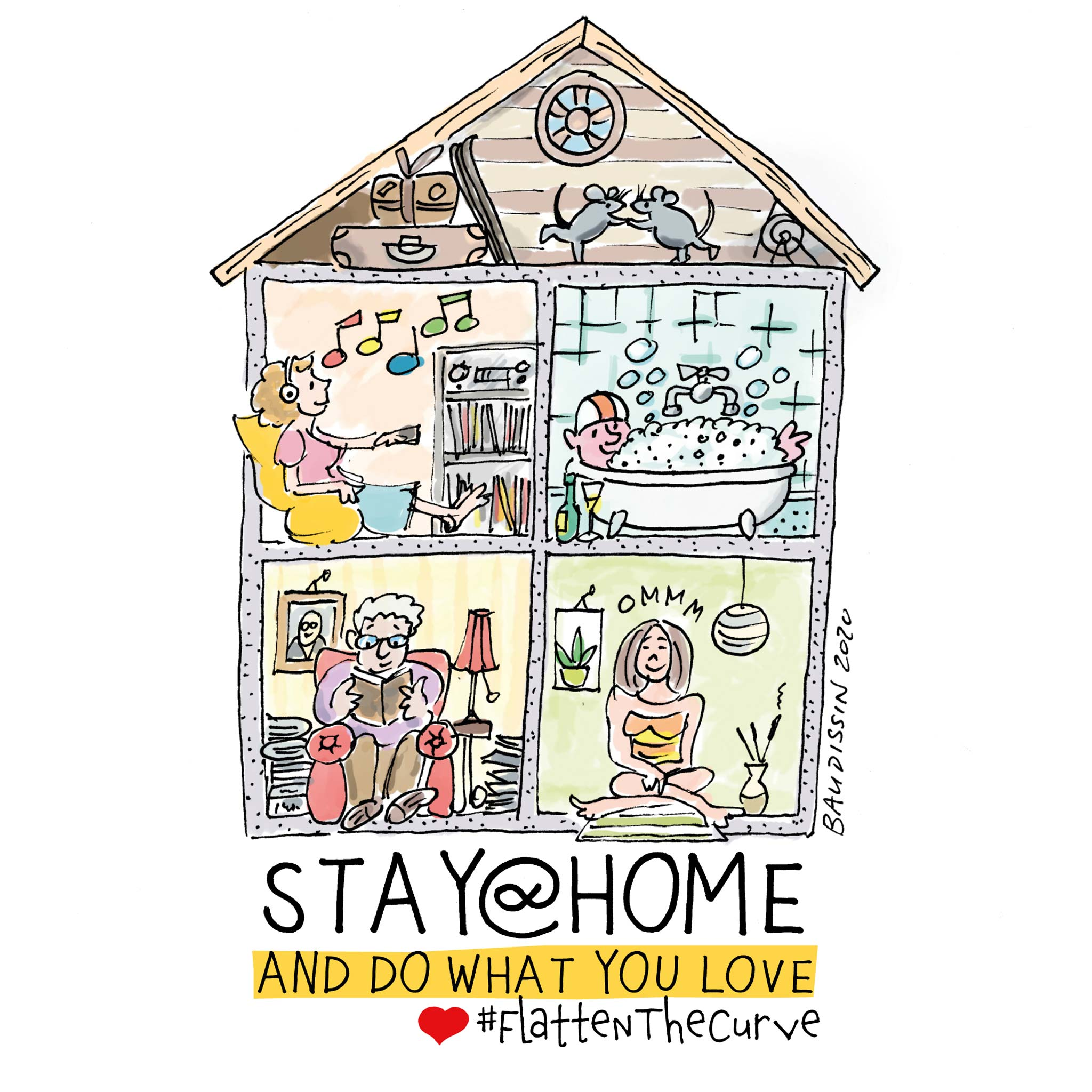 Stay@Home