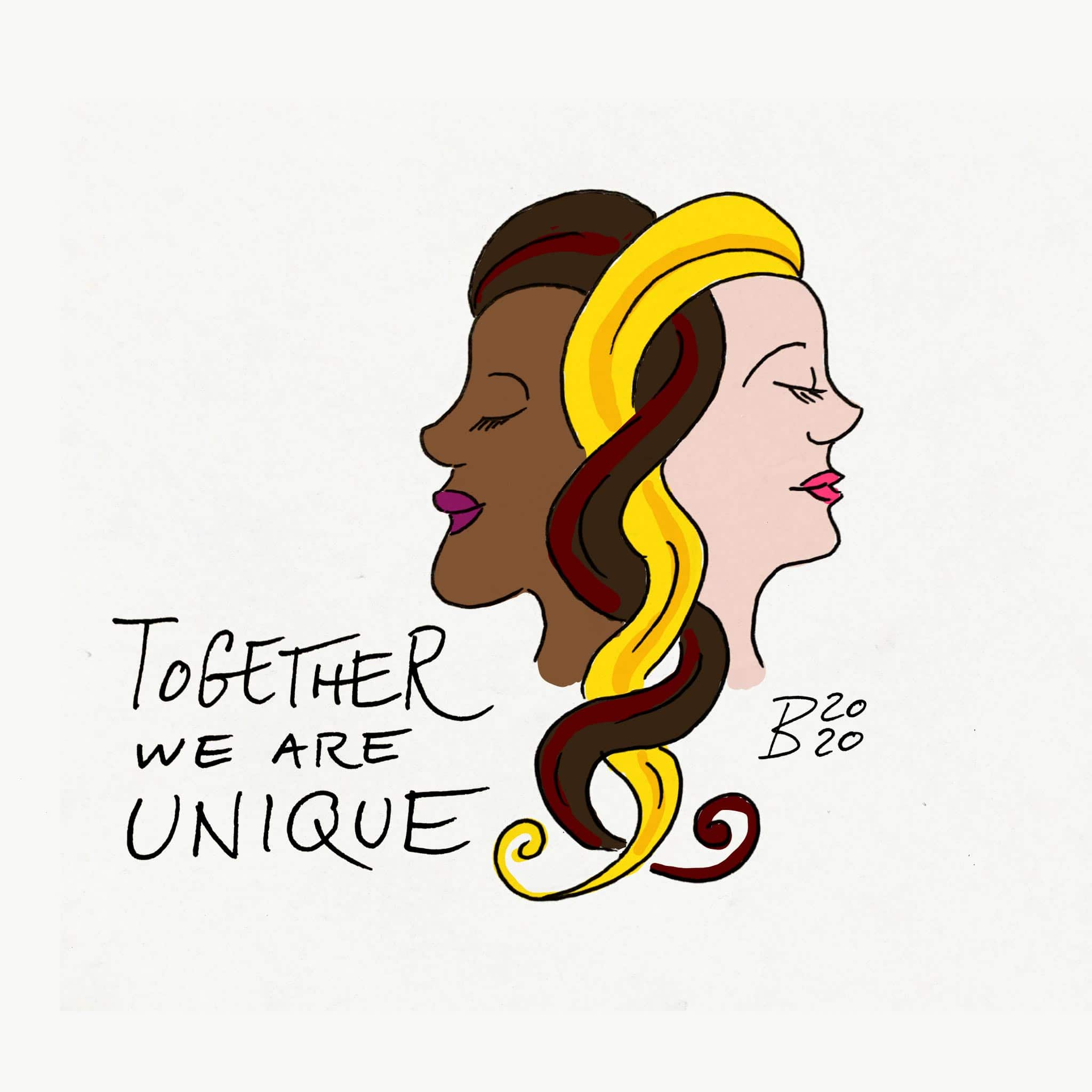 Together We Are Unique