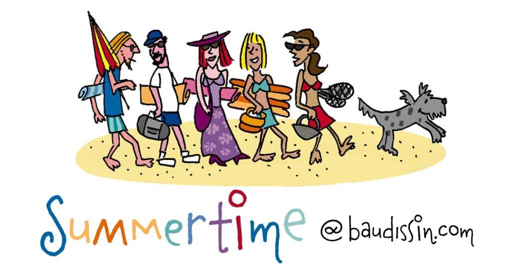 Summertime | Illustration & Grafikdesign
