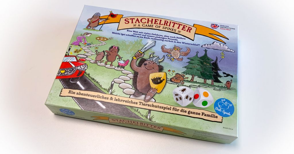 Stachelritter (A Game of Spines)